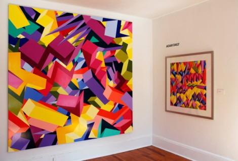 adam-daily-acrylic-painting-installation-1-600x407