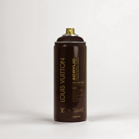 Antonio-Brasko-spray-can-project-louis-vuitton