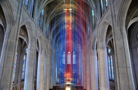 Graced-With-Light-Installation-in-San-Fransisco-Cathedral-2-640x421