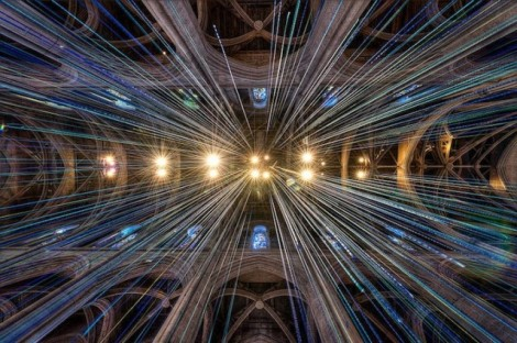 Graced-With-Light-Installation-in-San-Fransisco-Cathedral-3-640x426