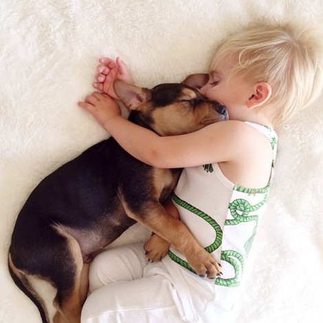 A-Naptime-Story-with-Dog-and-Baby-2