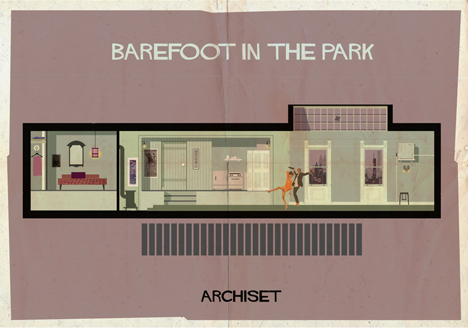 Archiset-illustrated-film-sets-by-Federico-Babina-_dezeen_3