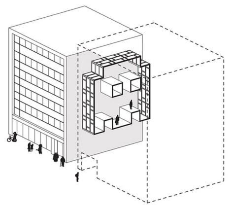 between_buildings_drawing