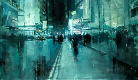 7th-Avenue-Night