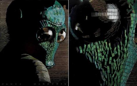 Mosaic-Green