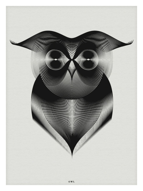 Animals-Drawn-with-Moire-Patterns4A