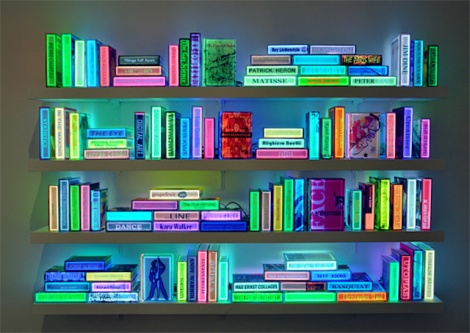 Luminous-Neon-Books-by-Airan-Kang-1