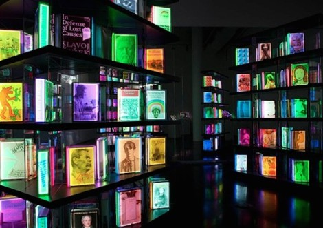 Luminous-Neon-Books-by-Airan-Kang-11