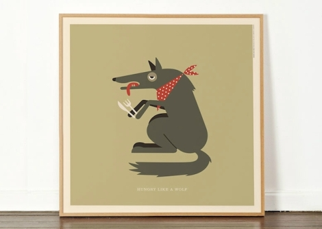 Wild-Animals-And-Music-Posters-13