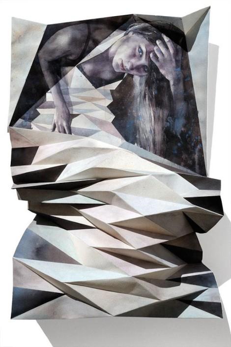 Impressive-Folded-Paintings-5
