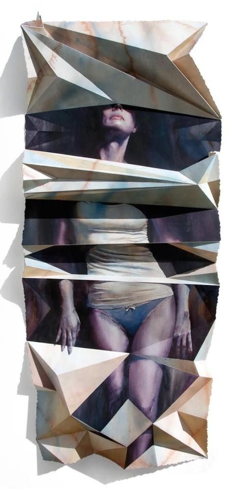 Impressive-Folded-Paintings-8