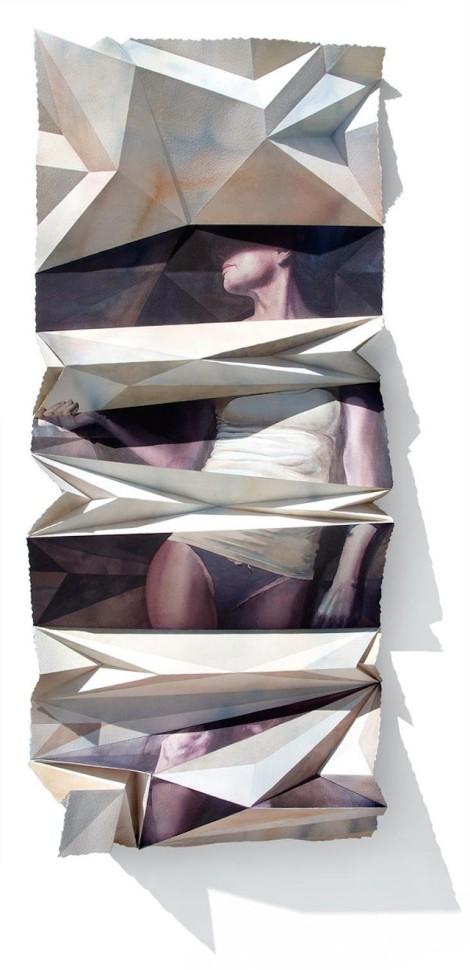 Impressive-Folded-Paintings-9