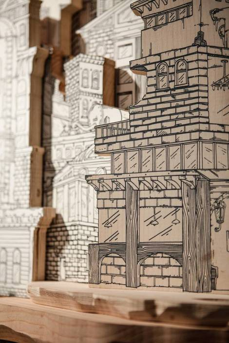 Miniature-Cities-Built-with-Carvings-and-Illustration-19-683x1024