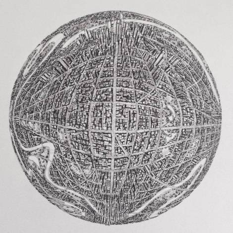 illustrations-of-detailed-cities-on-globes-6-900x900