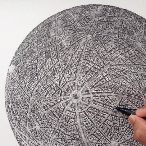 illustrations-of-detailed-cities-on-globes-7-900x900
